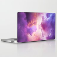 The Skies Are Painted (C… Laptop & iPad Skin