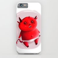 Little devil iPhone 6 Slim Case