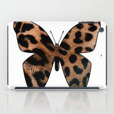 LEOPARD BUTTERFLY iPad Case