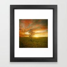 Sunset I C. VII Framed Art Print
