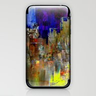 Let's Keep Smiling iPhone & iPod Skin