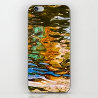 Reflection -abstract iPhone & iPod Skin