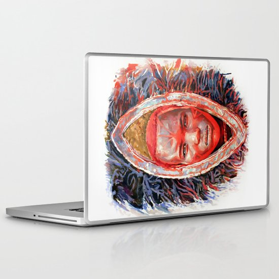 MAASAI Laptop & iPad Skin