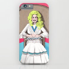 Seventies Dolly  iPhone 6 Slim Case