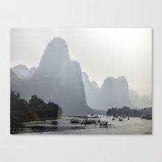 Li River China Canvas Print