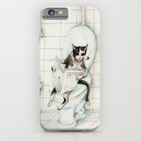 iPhone & iPod Case featuring DO NOT DISTURB by Goosi