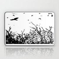 Flock of Birds Laptop & iPad Skin