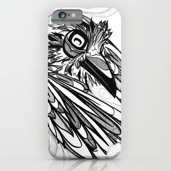 Raven's Escape iPhone & iPod Case