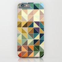 Geometric United States iPhone 6 Slim Case