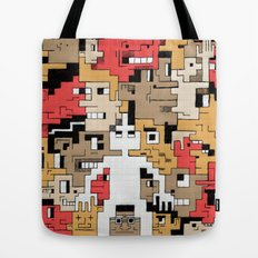 Byte Little Tote Bag