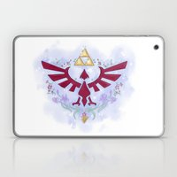 Hylian Sigil Laptop & iPad Skin