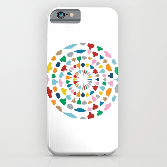 Wine o'Clock on White iPhone & iPod Case