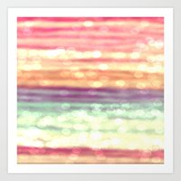 pastel Art Prints featuring Pastel  by WhimsyRomance&Fun