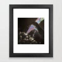 The Visionary Framed Art Print