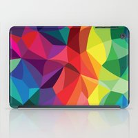 Color Shards iPad Case