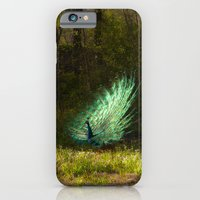 The Peacock iPhone 6 Slim Case