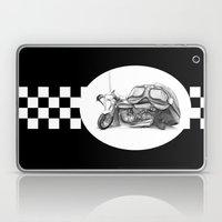 Cafe Racer II Laptop & iPad Skin