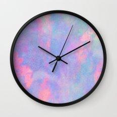 Summer Sky Wall Clock