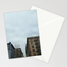 koreatown los angeles Stationery Cards