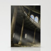 Sacrifices Temple Stationery Cards