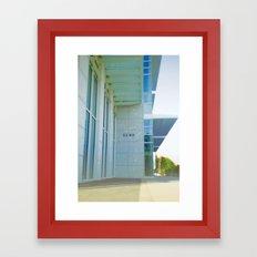 Terminus 3280 Framed Art Print