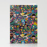 circus Stationery Cards featuring Circus by Naia Ceschin