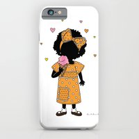 Sister Eats Ice Cream... iPhone 6 Slim Case