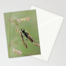 Green Soldier Fly Stationery Cards