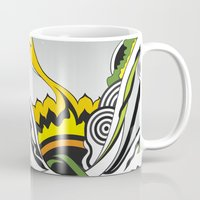 When The Earth Meets The… Mug