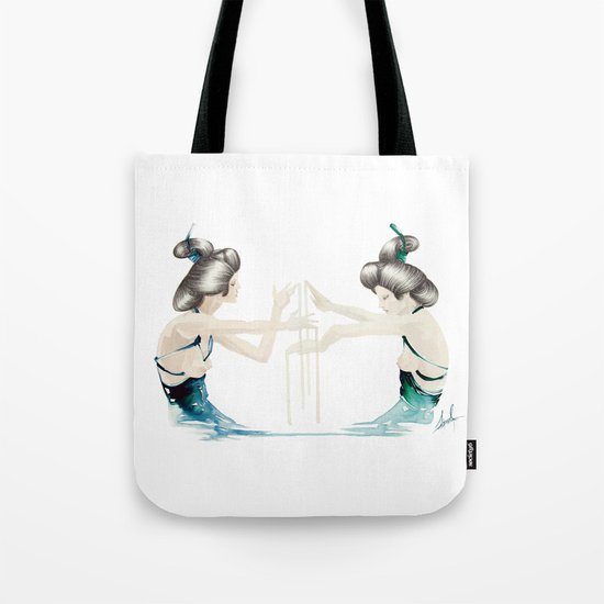 Accomplice Tote Bag
