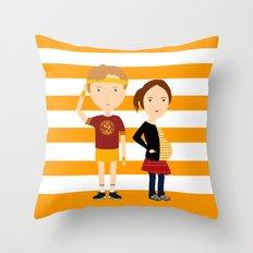 Juno  Throw Pillow