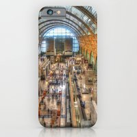 iPhone & iPod Case featuring Musee d'Orsay by Christine Workman