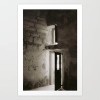 Inviting Glow Art Print