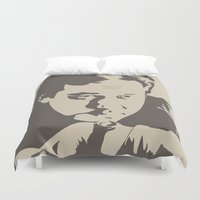 Bill Hicks Duvet Cover