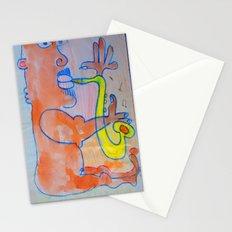 Free Jazz Stationery Cards