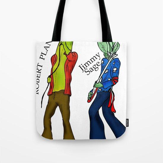 Led Zep Tote Bag