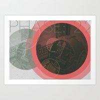 Phase: 22 Art Print