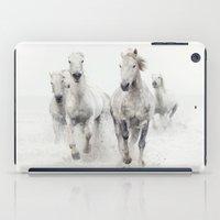 Ghost Riders - Horse Art iPad Case