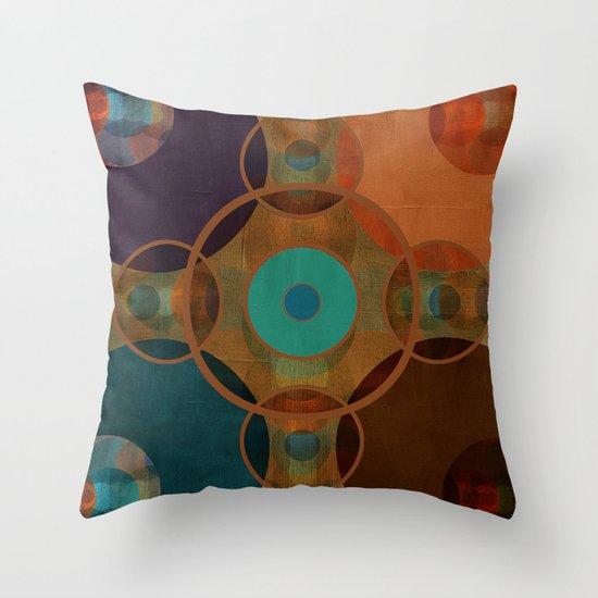 Textures/Abstract 97 Throw Pillow