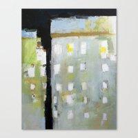 NYC Impression 1 Canvas Print