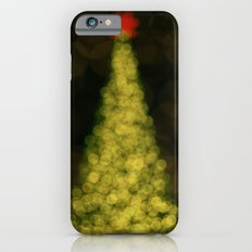 christmas lights iPhone 6s Slim Case