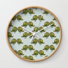 Love Doves Wall Clock