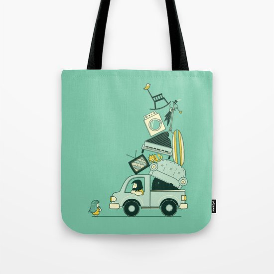 There's still room for one more Tote Bag