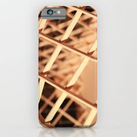 iPhone & iPod Case featuring Lattice by Melinda Zoephel