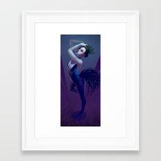 Roostercock Framed Art Print