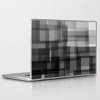 pixel Laptop & iPad Skins featuring PIXEL by aurelien vassal