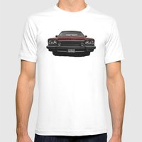 Buick Mens Fitted Tee White SMALL