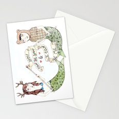 You Can Be You Stationery Cards