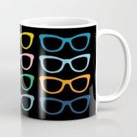 Sunglasses At Night Mug
