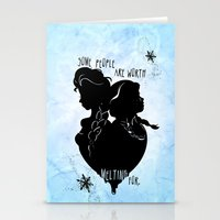 Some People Are Worth Me… Stationery Cards